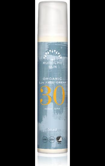 Billede af Organic Sun Face Cream SPF 30