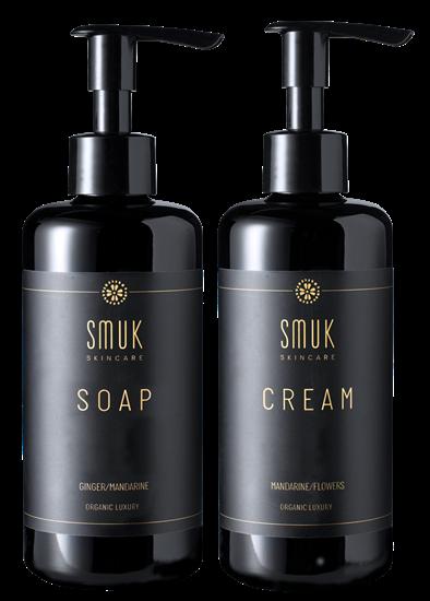 Billede af Soap & Cream - samlet sæt